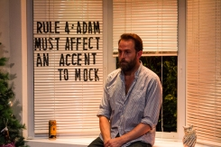 RULES FOR LIVING - Dir. Kim Farrant, Design - Sophie Woodward, Sound - Daniel Nixon, Photos - Teresa Noble
