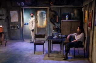 THE WAY OUT - Dir. Penny Harpham, Design - Charlottle Lane, Co -design w/ Michael Robinson, Sound * Composition Daniel Nixon, Photo: Teresa Noble