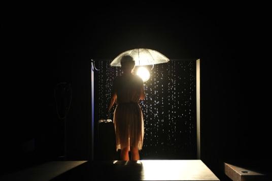 EURYDICE - Dir. Luke Kerridge, Design - Emily Collet, Co-design w/ Michael Robinson. (GREEN ROOM AWARD NOMINATED FOR BEST LIGHTING), Photos: Jodie Hutchinson