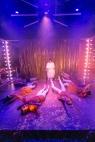 Dance Nation Dir. Maude Davey, Set & Costumes Adrienne Chisholme, Sound Design - Peter Farnan - Photos: Teresa Noble