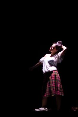 Oil - Ella Hickson, dir. Ella Caldwell, Design Greg Clarke, Sound Design - Daniel Nixon, Costume - Chloe Greaves, Photos courtesy of John Llyod Fillingham